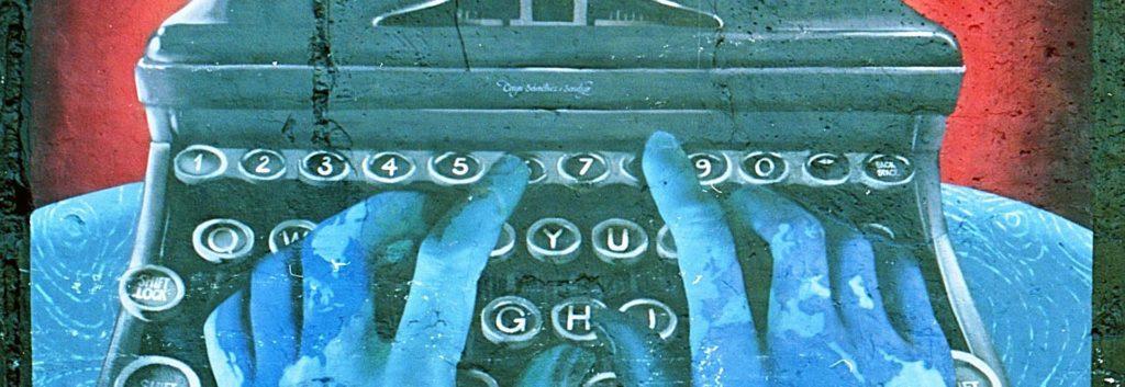 Typewriter Ghost