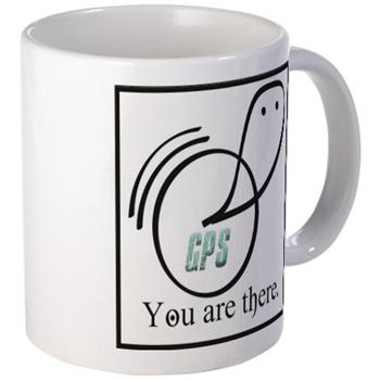 Mug - Ghostly Positioning & Possession Service